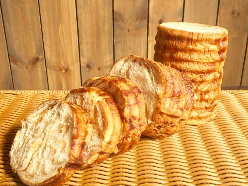 ラウンド食パン(メープル)