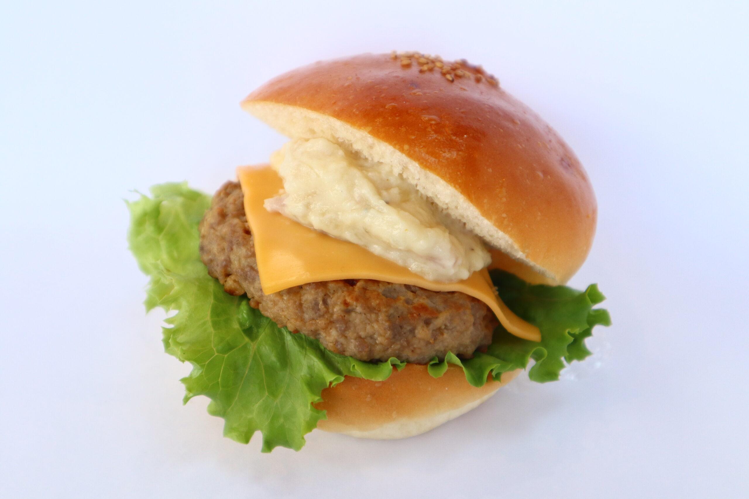 ポテグラハンバーガー【期間限定】