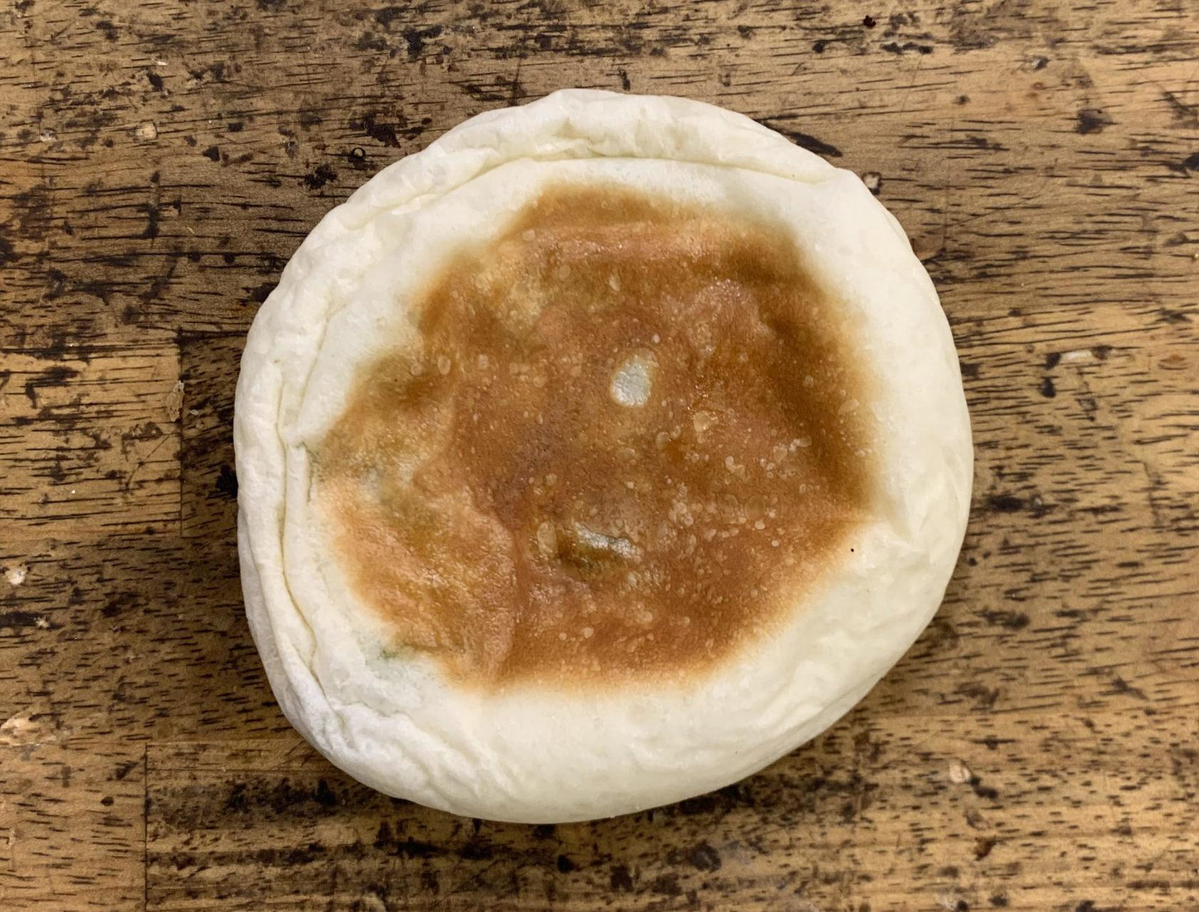 枝豆チーズのおやき