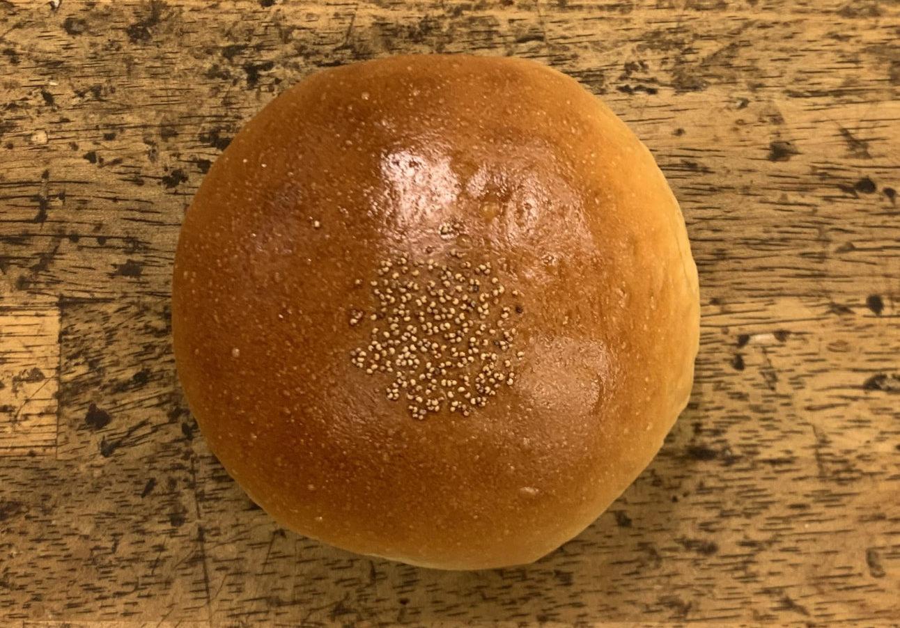 自家製粒あんパン
